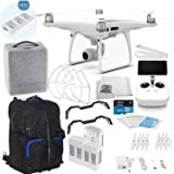 DJI Phantom 4 PRO+ Plus Quadcopter Ultimate Backpack Bundle Kit