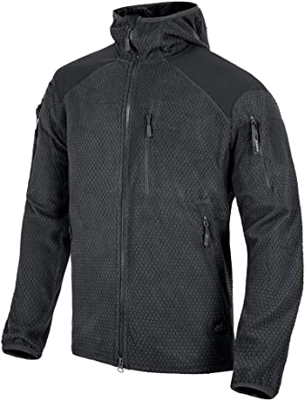 Helikon Tex Alpha Tactical/  / Chaqueta de Forro Polar Grid Shadow Grey