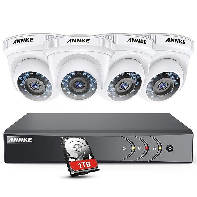 Dahua HDCVI sistema de cámara de seguridad: Amazon.es: Bricolaje y herramientas