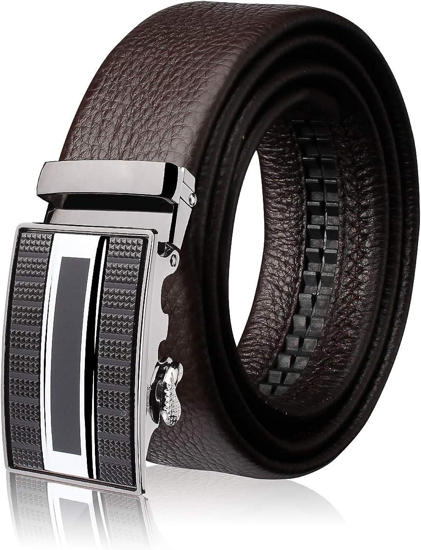 Demon&Hunter Luxury Series Men's Belt Auto Buckle DH-ABL/No.1