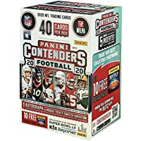 $63 » 2020 Panini Contenders NFL Football BLASTER box (5 pks/bx)