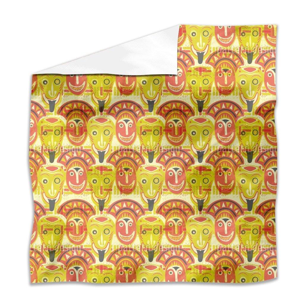 Popocatepetls Friends Flat Sheet: King Luxury Microfiber, Soft, Breathable by uneekee (Image #1)