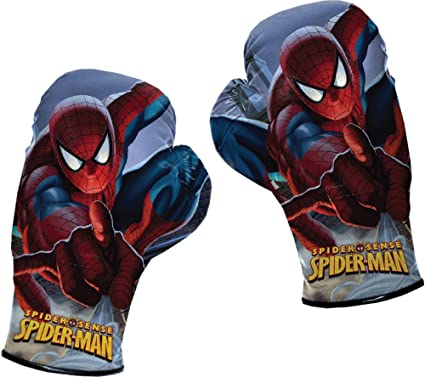 Amazon.com: Spiderman – Guantes de boxeo: Toys & Games