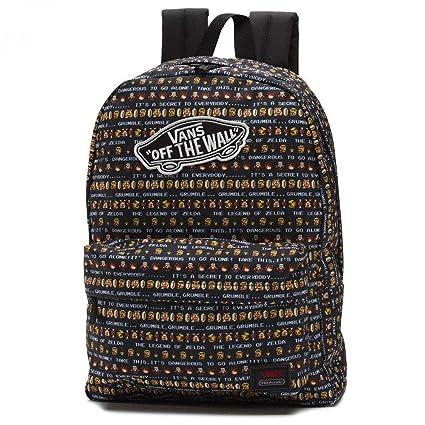 f560c066478 Amazon.com: Vans Nintendo Zelda Backpack: Toys & Games