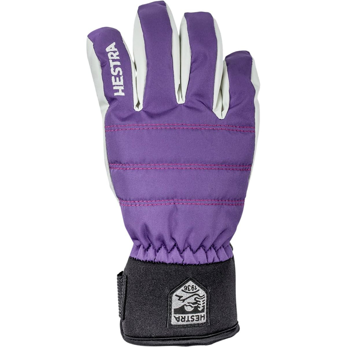 Hestra Gloves 32900 Jr. CZone Primaloft, Lilac - 5