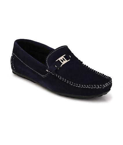 84d7014c27f Loafer Shoes For Men By Dark Blue Traditional Branded Loafers For Men - Loafer  Shoes For ...