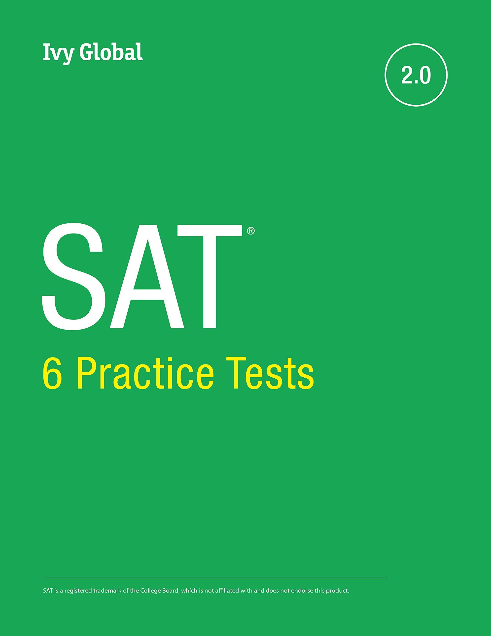 Ivy globals sat 6 practice tests 2018 ivy global 9781942321040 ivy globals sat 6 practice tests 2018 ivy global 9781942321040 amazon books geenschuldenfo Images