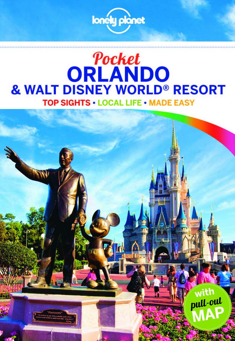 Lonely Planet Pocket Guide Orlando & Walt Disney World Resort Lonely ...