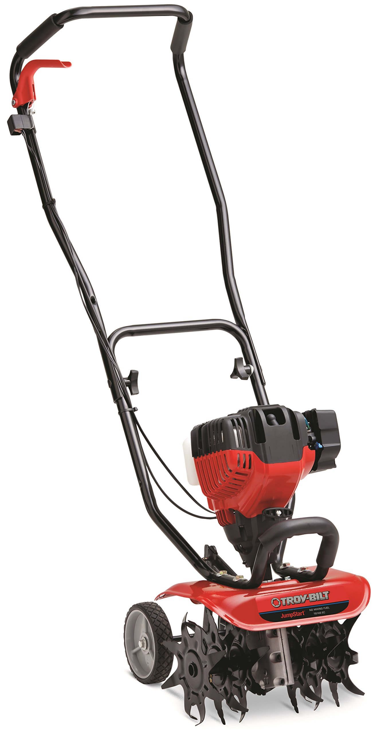 Troy-Bilt TB146 EC 29cc 4-Cycle Cultivator with JumpStart Technology by Troy-Bilt (Image #2)