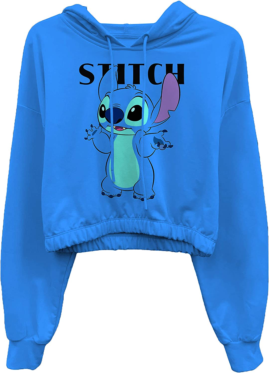 Disney Lilo /& Stitch Character Pullover Hoodie