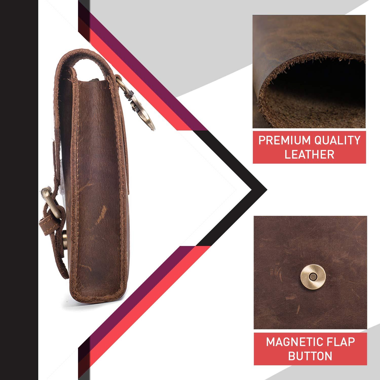 Amazon.com: Vertical funda con pinza para cinturón ...
