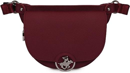 حقيبة طويلة تمر بالجسم متعددة الالوان من بيفيرلي هيلز بولو كلوب- للنساء