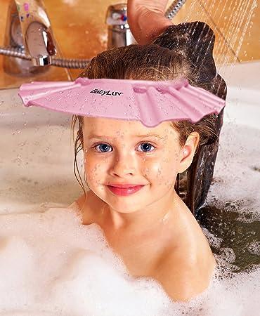 Amazon.com: BabyLuv® Comfortable Baby & Child Bath Visor ...