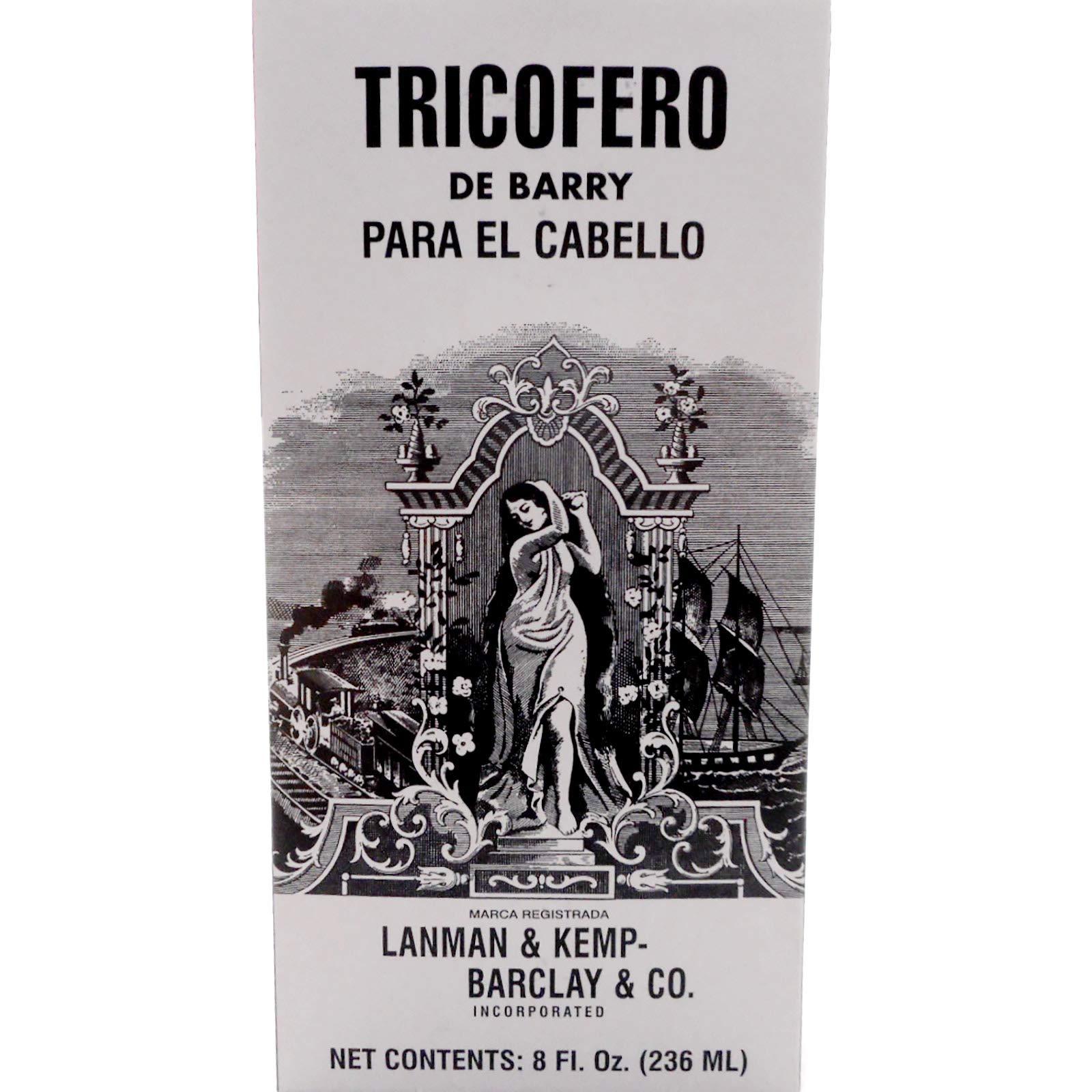 Barrys Tricopherous liquid regular - 8 oz