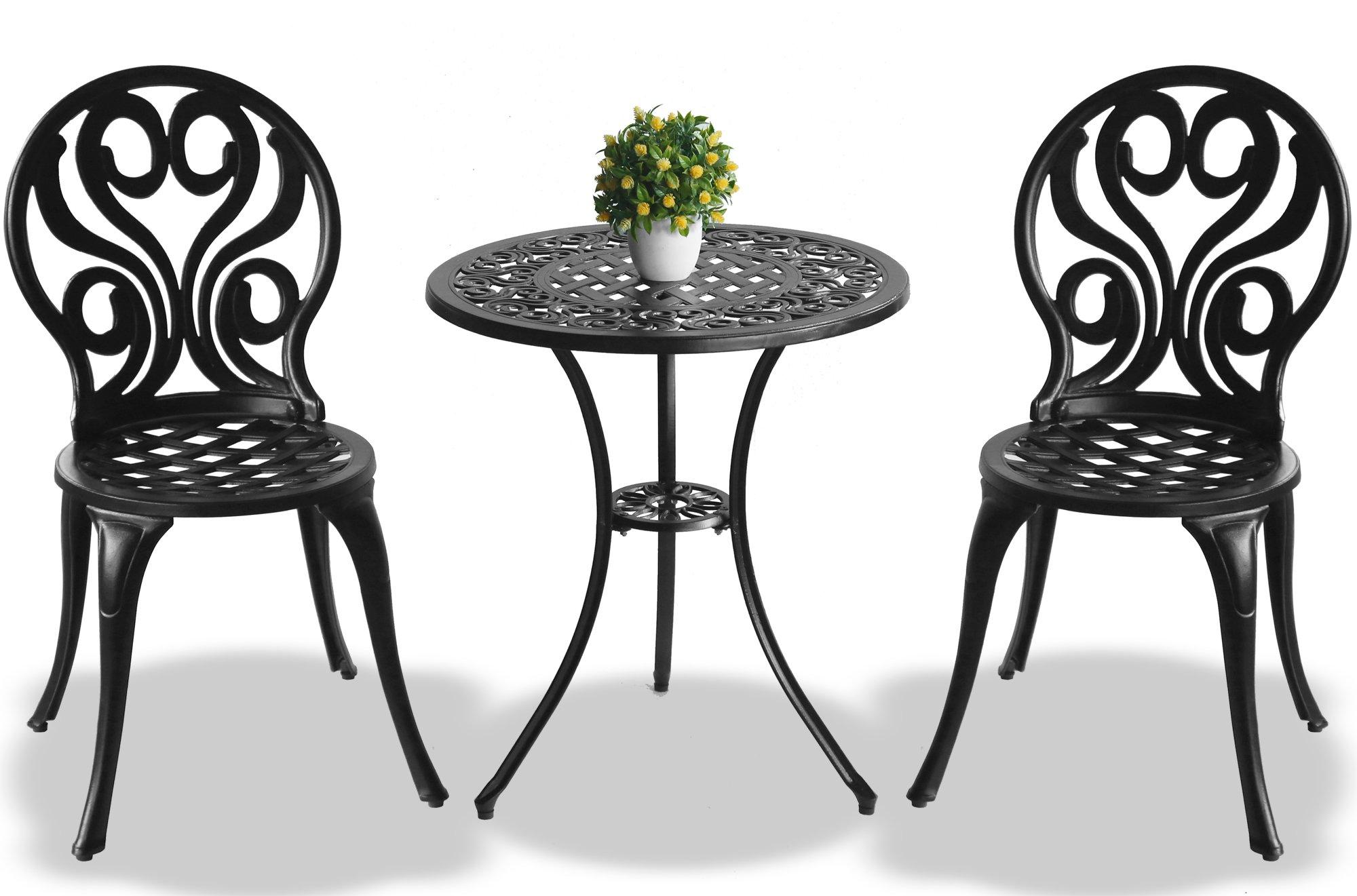 garden cast iron table amazon co uk