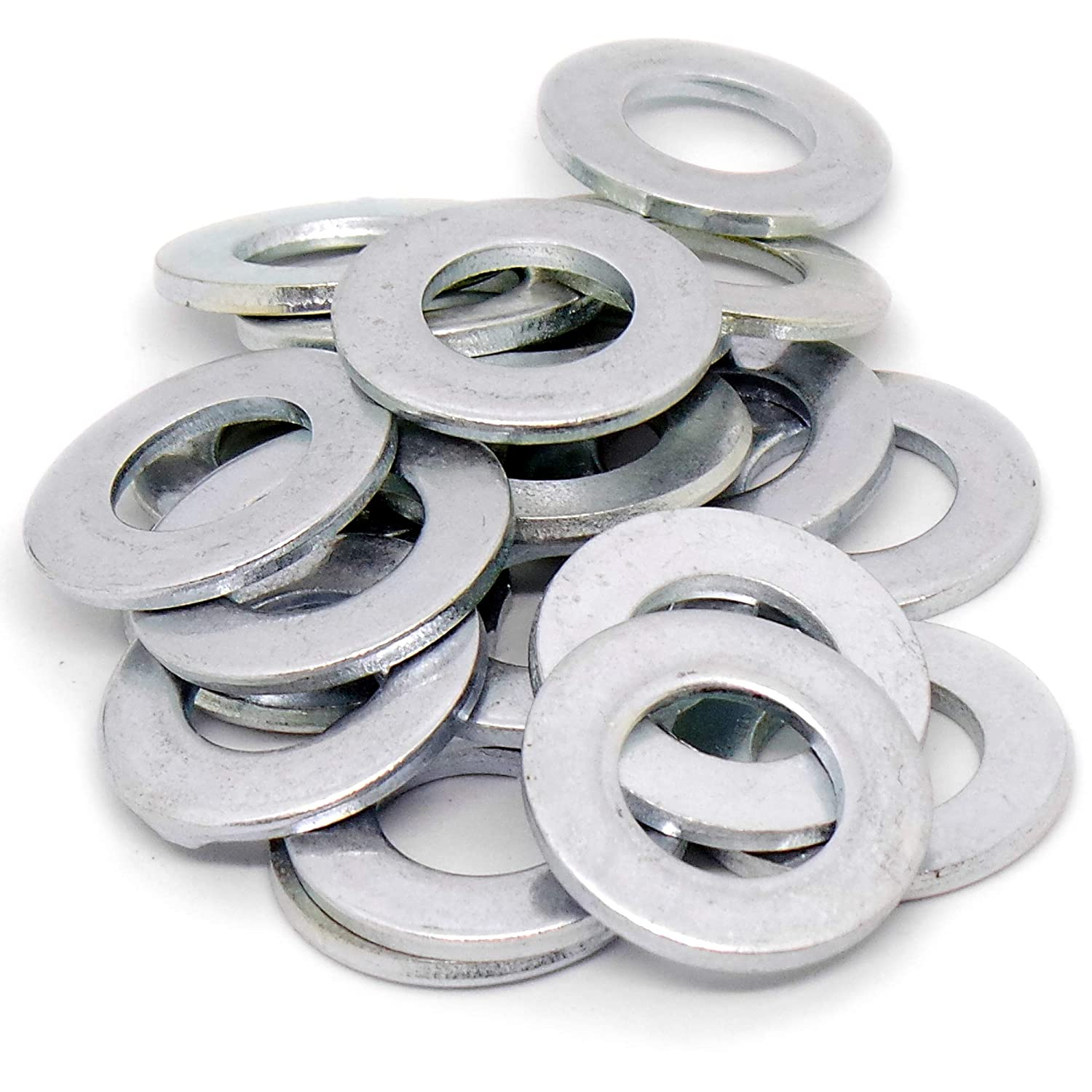 A2 Pack of 20 M18 Form A Flat Washer - Stainless Steel 18mm