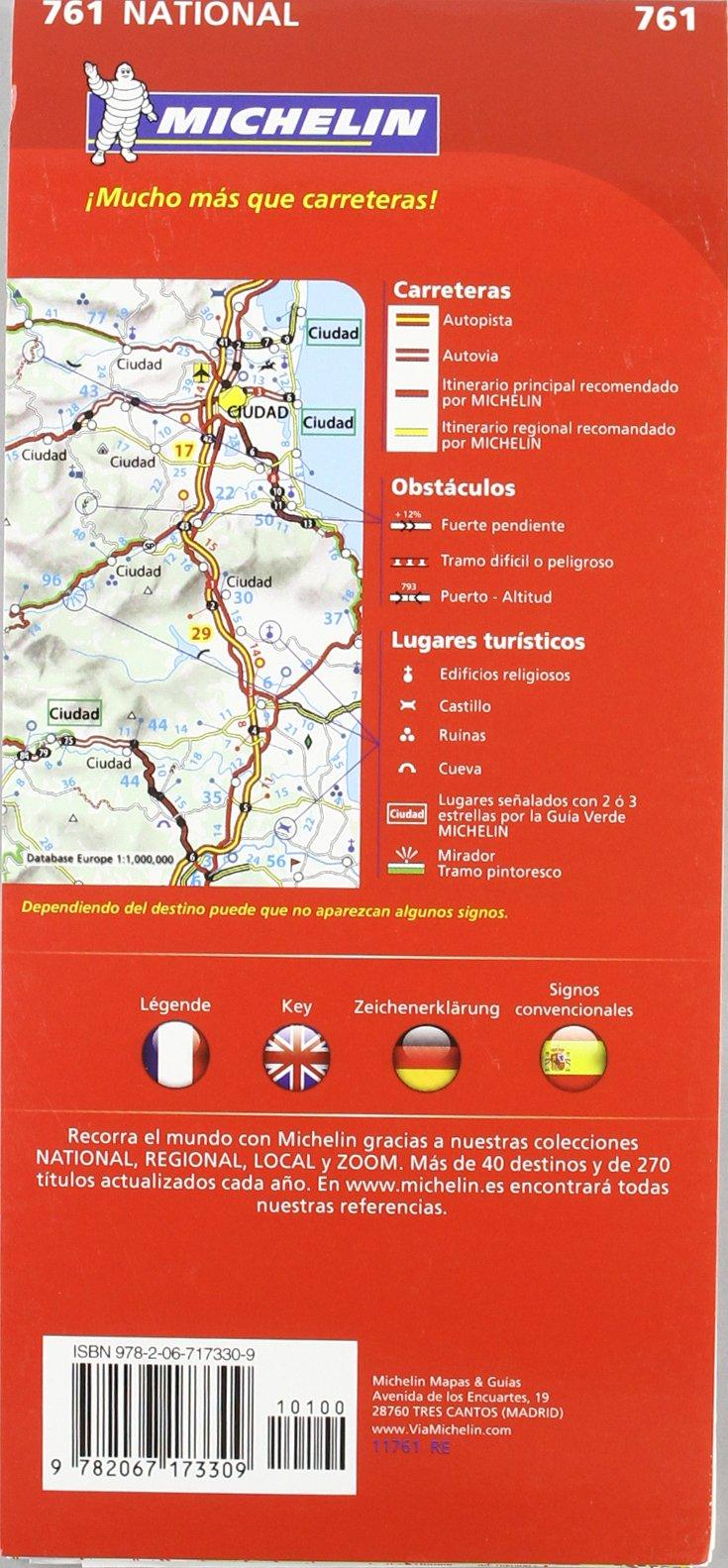 Mapa National U.S.A. (Mapas National Michelin): Amazon.es: Vv.Aa, Vv.Aa: Libros