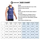 Ogeenier Men's Training Quick-Dry Sports Tank Top