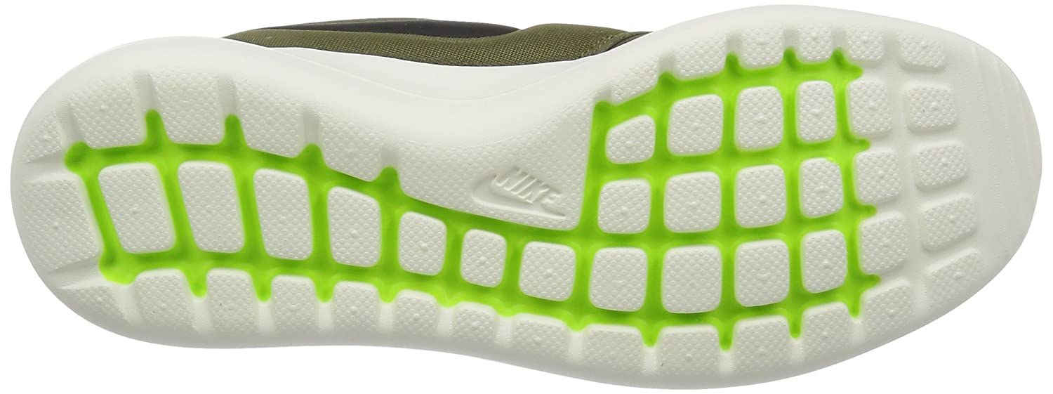 super popular 04c62 37ab5 Nike Mens Roshe Two Running Shoes Iguana/Black-SAIL-Volt 844656-200 Size  11. 5: Buy Online at Low Prices in India - Amazon.in