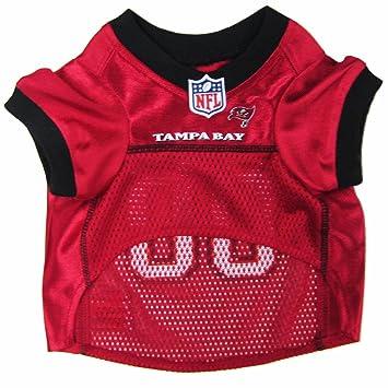 Camiseta de la Liga Nacional de Fútbol Americano (NFL) para mascotas - Camiseta de