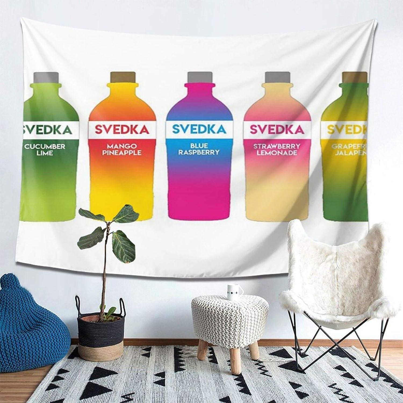 Svedka Tapestry Lemonade Svedka Wall Tapestries Blue Raspberry