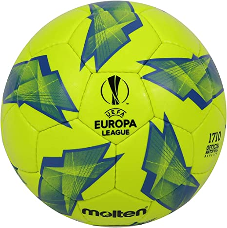 MOLTEN Replica of The UEFA Europa League-1710 Model Balón Oficial ...
