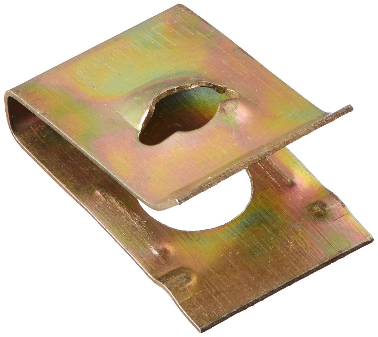 Clip de fixation garde-boue pare-boue pare-chocs rivet rivets M/étal 20 pi/èces