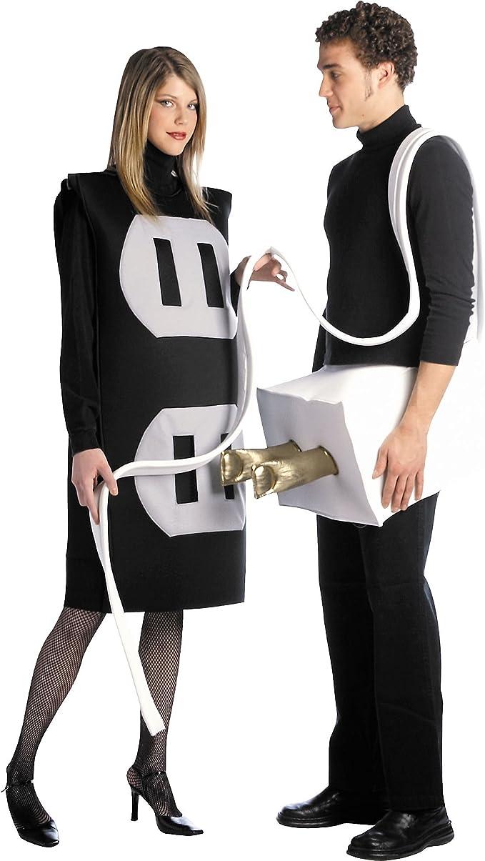 Plug and Socket Set Costume Set - One Size - Chest Size 48-52