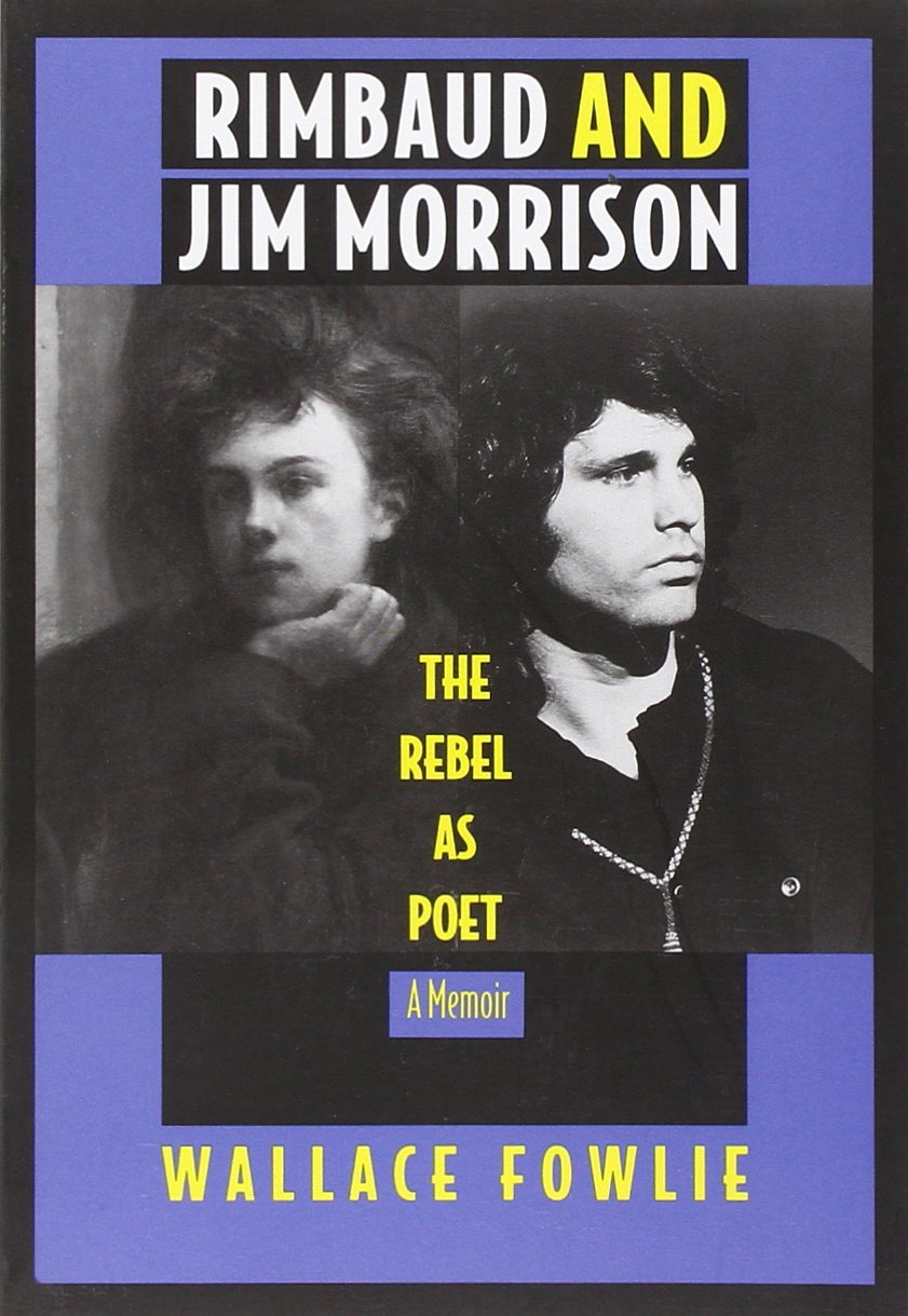 Image result for rimbaud and jim morrison book