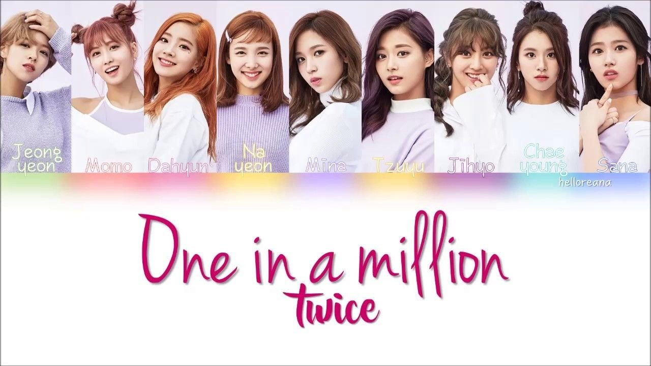 Twice One In A Million 1st 310p Photobook Making Dvd Package