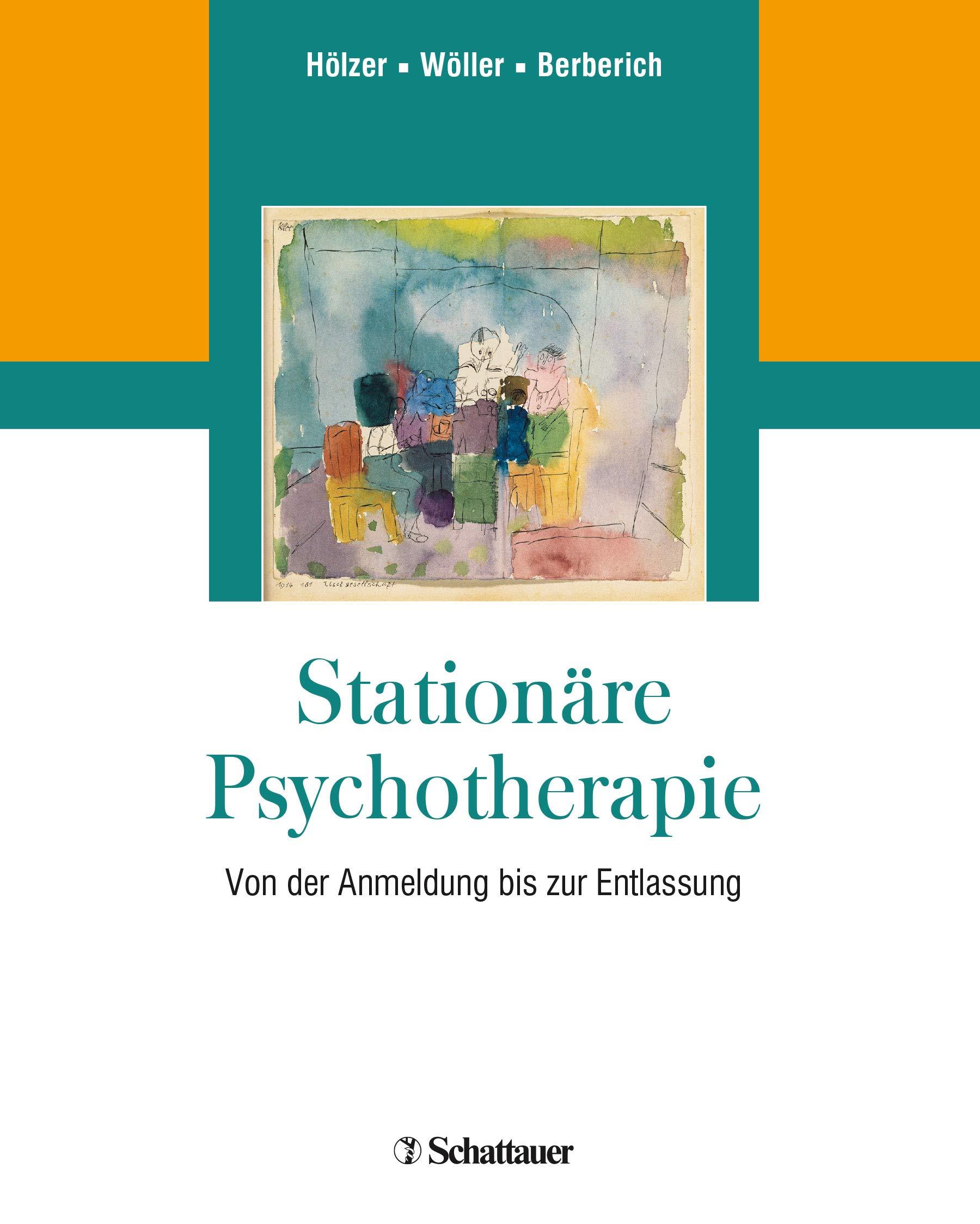 Stationäre Psychotherapie: Von der Anmeldung bis zur Entlassung
