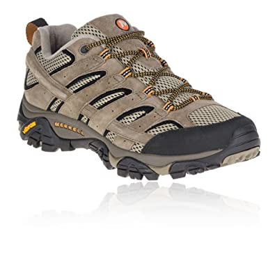 Mens Moab 2 GTX Low Rise Hiking Boots Merrell Qws1Api27W