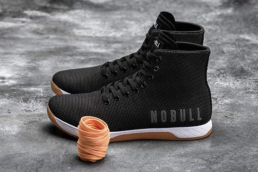 NOBULL Men's High-Top Black White Gum