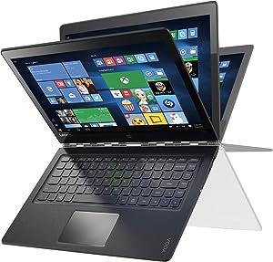 Lenovo Yoga 900 2-in-1 13.3-inch QHD+ IPS Multitouch Convertible Laptop (Core i7-6560U, 256GB SSD, 8GB RAM) -Platinum Silver