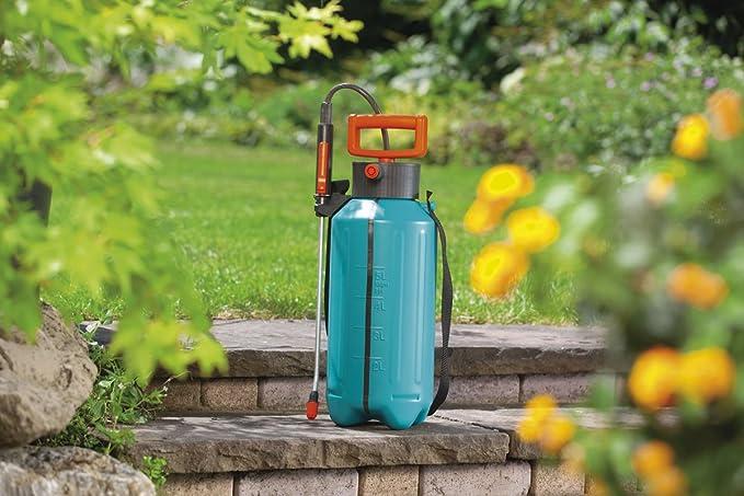 Gardena 823-20 Pulverizador a presión, 5 l: Amazon.es: Jardín
