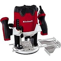 Einhell RT-RO 55 Fresadora, 1200 W, 230 V, control electrónico, profundidad de fresado…