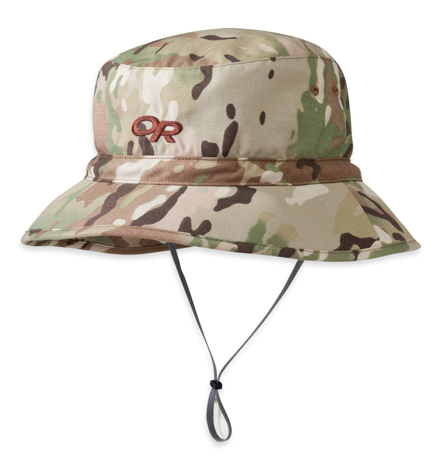 Outdoor Research Sun Bucket Camo, Multicam, X-Large