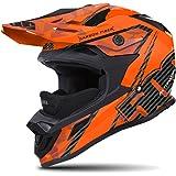 509 Lightweight Carbon Fiber Altitude Helmet - Matte Orange (LG)