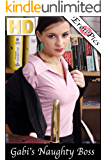 Gabi's Naughty Boss put a Vibrator in her Desk Drawer!  (XXX High Definition Image Book) (English Edition)