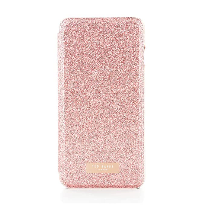 736830d216e40 Ted Baker SS17 Folio Style Case for iPhone 8 Plus   7 Plus - Fashion Mirror