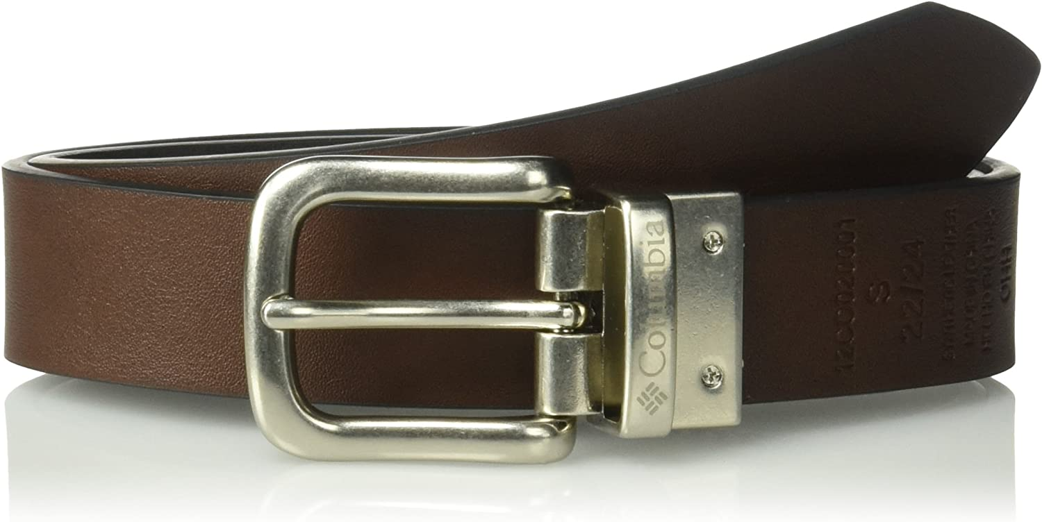 Columbia Boys Big 1 Wide Classic Reversible Belt