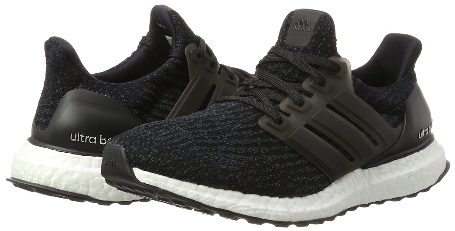 b85db9b5097a Adidas Men s Ultraboost Cblack and Dkgrey Running Shoes - 6 UK India (39.33  EU)  Buy Online at Low Prices in India - Amazon.in