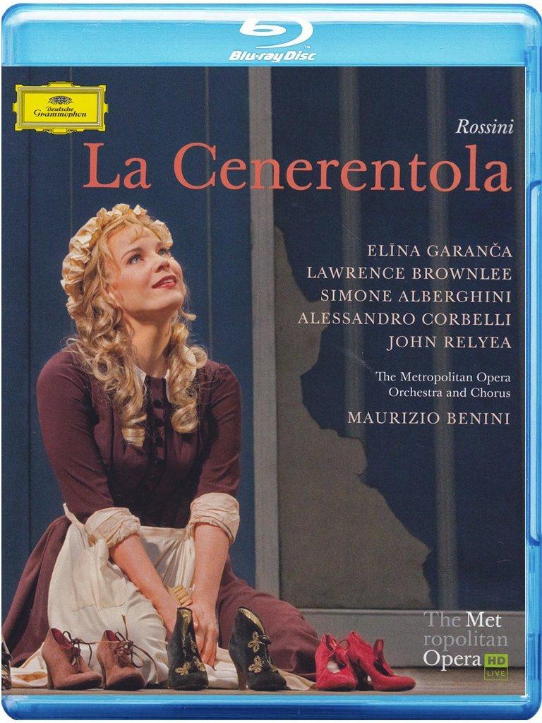 Metropolitan Opera Orchestra - La Cenerentola (Blu-ray)
