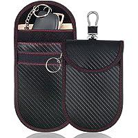 Faraday-zakje inpakken,Anti-diefstal Faraday-tas voor autosleutels,RFID-zak voor signaalblokkering van autosleutel, anti…