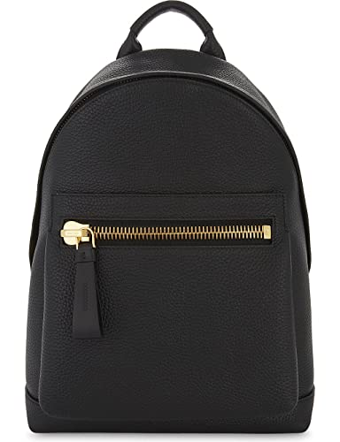 Amazon.com  TOM FORD Grained Leather Backpack Signature Icon Bag ... c530a2f39fec6