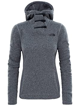 North Face W Crescent Hooded Sweatshirt Pullover - Femme e46faa0a9ff4