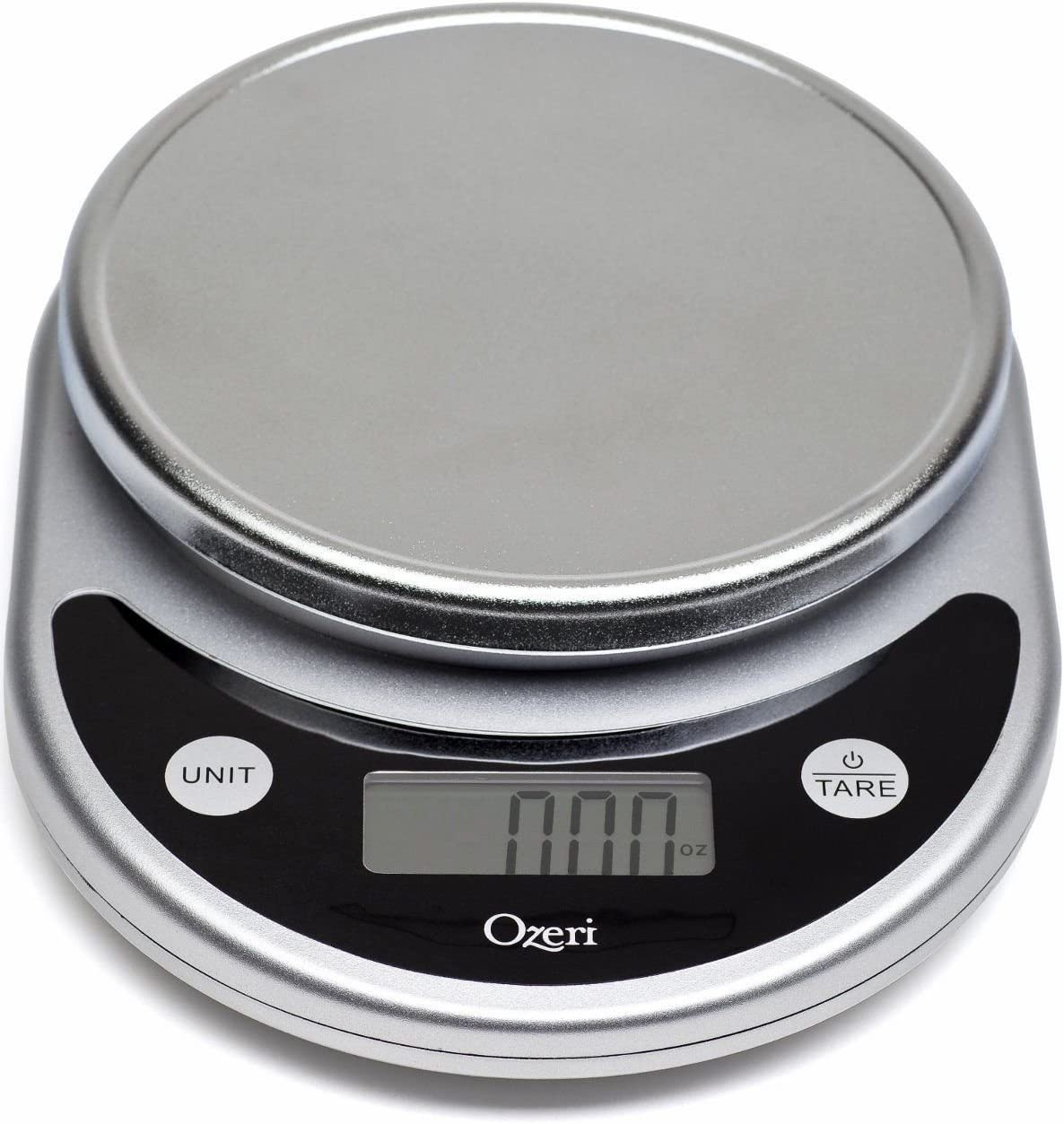 Ozeri ZK14-S Pronto Digital Multifunctional Kitchen Food Scale