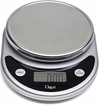 Ozeri ZK14-S Pronto Digital Food Scale