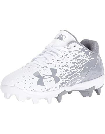 Under Armour Mens Boys Leadoff Low RM Jr. Baseball Shoe