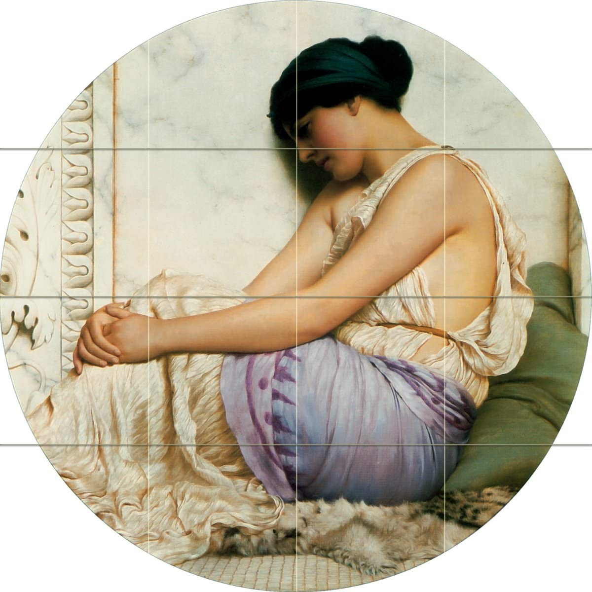 - A Grecian Girl By John William Godward Woman People Beauty Rest
